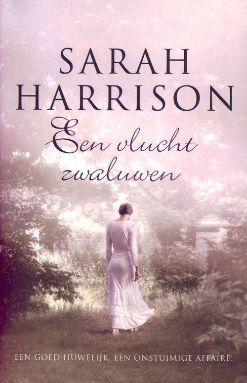 Sarah Harrison Een vlucht zwaluwen