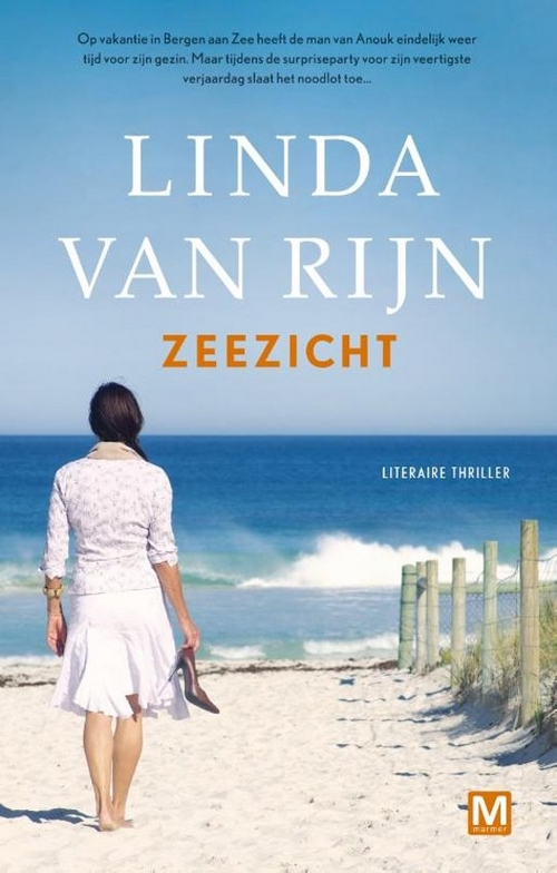 Linda van Rijn - Zeezicht