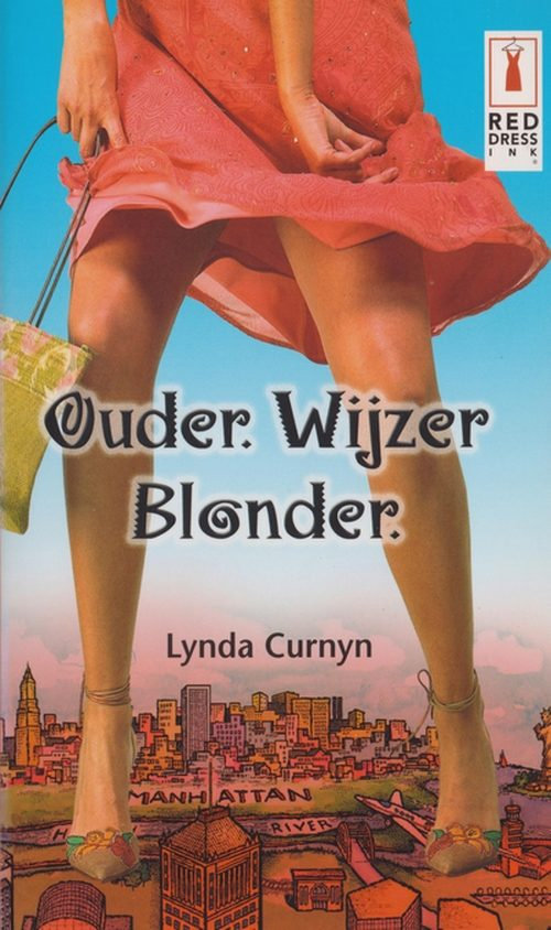 Lynda Curnyn Ouder. Wijzer. Blonder.
